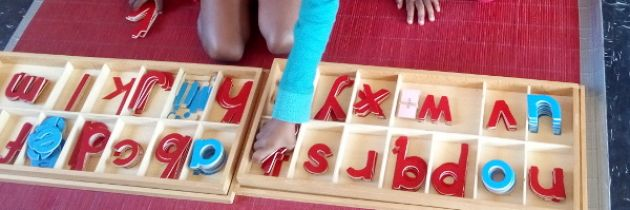 A successfull example of Montessori teaching