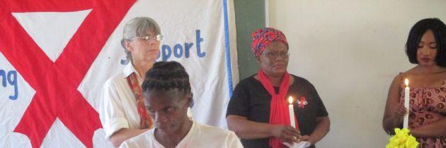 Südafrika braucht Gebet
